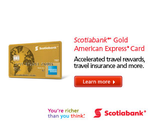 Scotiabank Gold American Express Review
