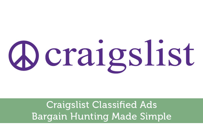 Craigslist Classified Ads - Bargain Hunting Made Simple