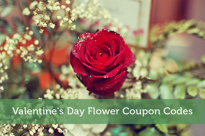 Valentine's Day Flower Coupon Codes