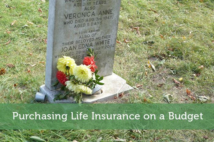 Purchasing Life Insurance on a Budget