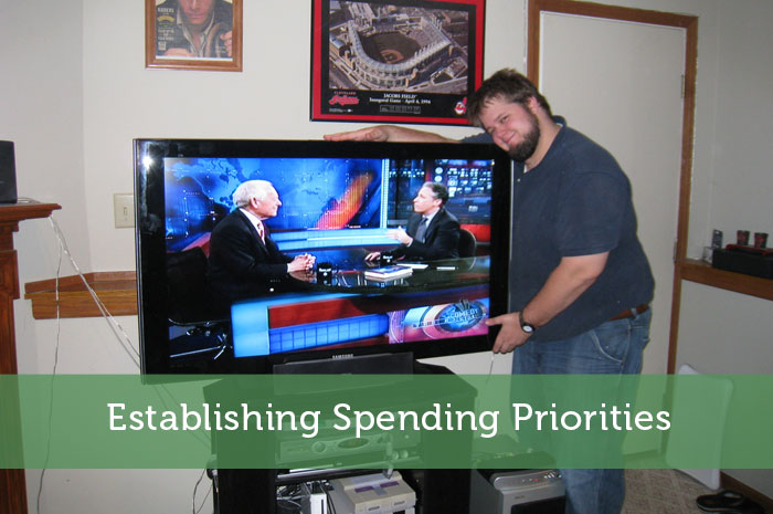 Establishing Spending Priorities