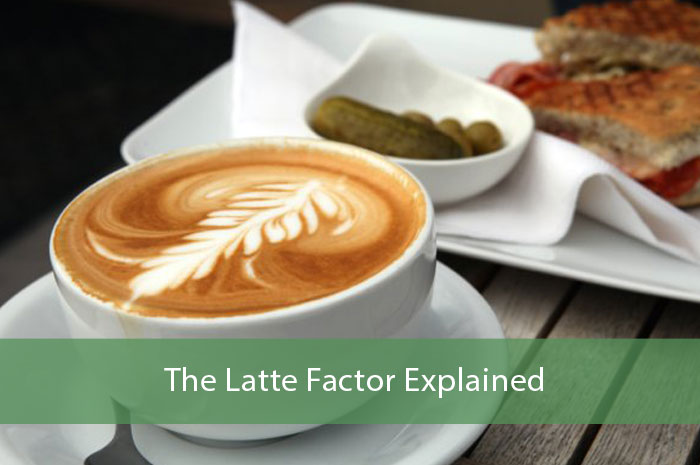The Latte Factor Explained