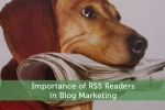 Importance of RSS Readers in Blog Marketing