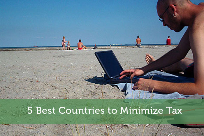 5 Best Countries to Minimize Tax