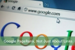 Google PageRank, Not Just About Links