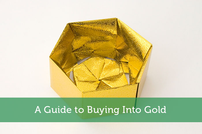 A Guide to Buying Into Gold