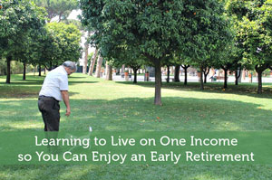 Adam-by-Learning to Live on One Income so You Can Enjoy an Early Retirement