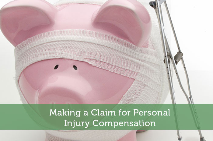 Making a Claim for Personal Injury Compensation