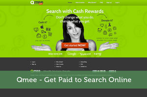 Qmee - Get Paid to Search Online