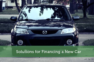 Solutions for Financing a New Car