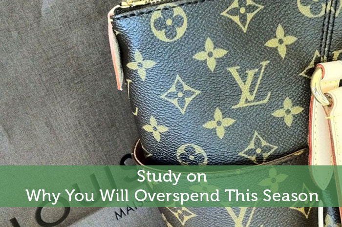 Study on Why You Will Overspend This Season