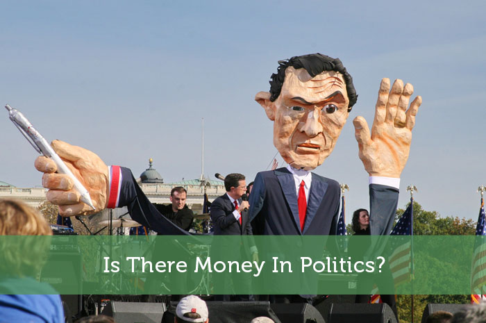 Is There Money In Politics?