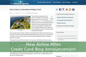 Jeremy Biberdorf-by-New Airline Miles Credit Card Blog Announcement