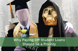 Why Paying Off Student Loans Should be a Priority