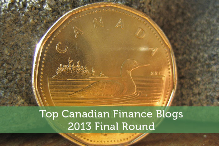 Top Canadian Finance Blogs 2013 Final Round