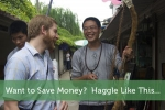Want to Save Money?  Haggle Like This…