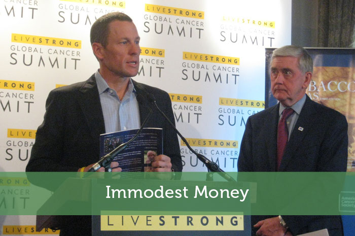 Immodest Money