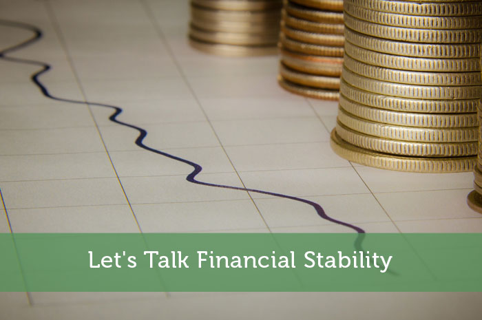 Let's Talk Financial Stability