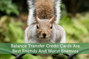 Balance Transfer Credit Cards Are Best Friends And Worst Enemies