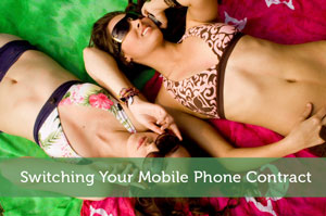 Switching Your Mobile Phone Contract