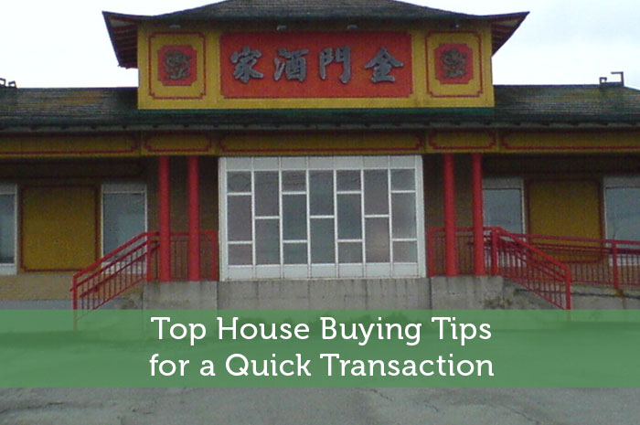 Top House Buying Tips for a Quick Transaction