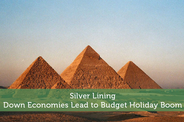Silver Lining: Down Economies Lead to Budget Holiday Boom