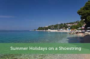 Summer Holidays on a Shoestring