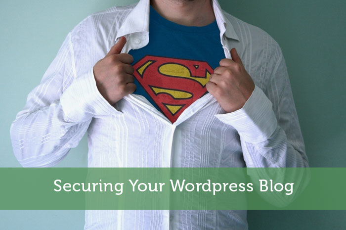 Securing Your WordPress Blog