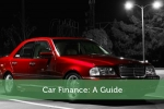 Car Finance: A Guide