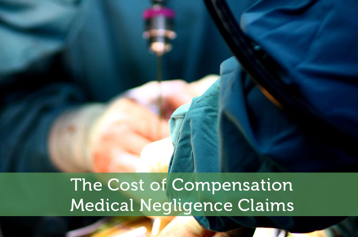 The Cost of Compensation - Medical Negligence Claims