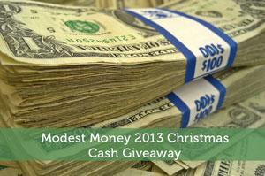 Jeremy Biberdorf-by-Modest Money 2013 Christmas Cash Giveaway