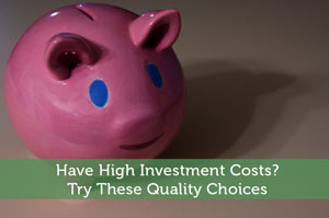Adam-by-Have High Investment Costs? Try These Quality Choices