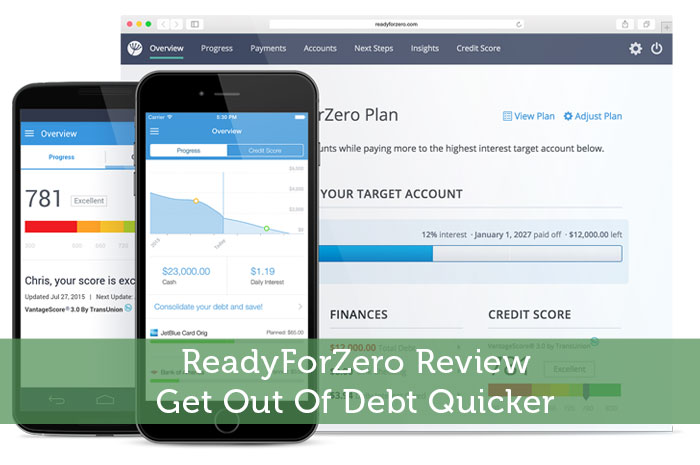 ReadyForZero Review – Get Out Of Debt Quicker
