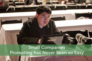 Jeremy Biberdorf-by-Small Companies – Promoting has Never Been so Easy
