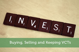 Adam-by-Buying, Selling and Keeping VCTs