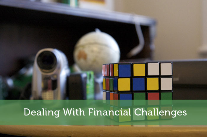 Dealing With Financial Challenges