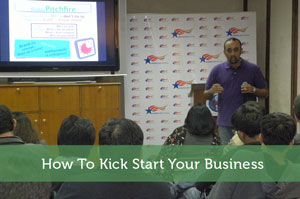 How To Kick Start Your Business