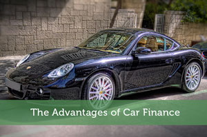 The Advantages of Car Finance