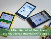 The Ultimate List of Must Have Money ManagementSaving Apps