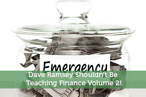 Josh Rodriguez-by-Dave Ramsey Shouldn't Be Teaching Finance Volume 2!