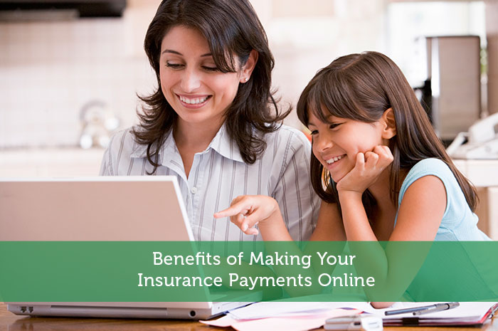 Benefits of Making Your Insurance Payments Online