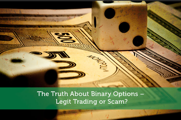 Legit binary options trading