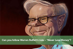 "Jeremy Biberdorf-by-Can you follow Warren Buffett's rule – ""Never Lose Money""?"