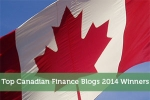 Top Canadian Finance Blogs 2014 Winners