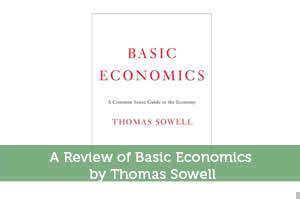 Adam-by-A Review of Basic Economics by Thomas Sowell