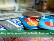 Making an Impression With Plastic Business Cards