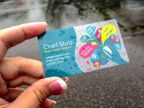 Making an impression with plastic business cards modest money with traditional paper cards the second that it comes out of the box it starts to deteriorate they smudge wrinkle and tear if a drop of water is dropped reheart Images