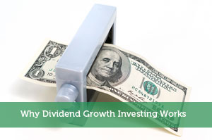 Why Dividend Growth Investing Works