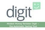 Modest Money Reviews Digit - the Automatic Saving Tool