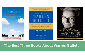 Andrew Black-by-The Best Three Books About Warren Buffett